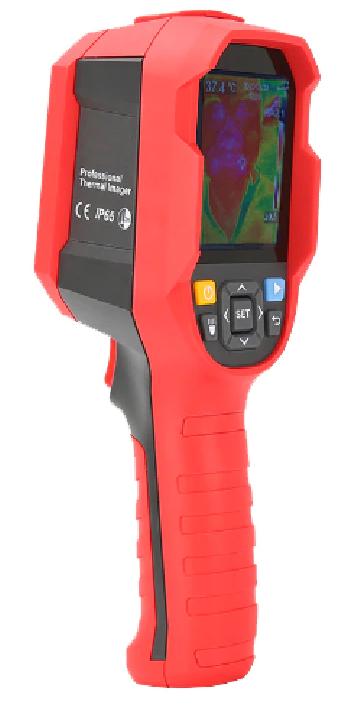 Termokamera pre snímanie telesnej teploty
